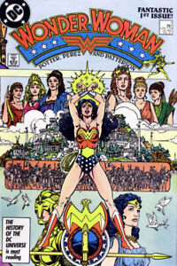 Wonder Woman Comics for sale 1960's- 1990's. Great selection.