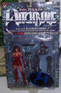 Sara Pezzini Figure CM9000 Witchblade Moore Action Collectibles