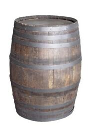 Whisky Barrel Wanted