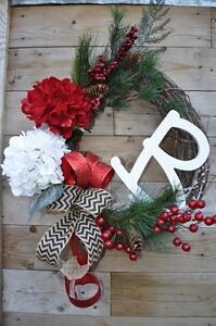 Christmas wreath & pallet signs Cambridge Kitchener Area image 1