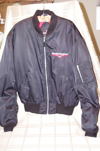 Vintage Harley Davidson Cafe-New York, Nylon Jacket