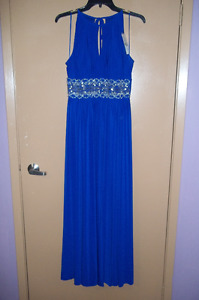 Royal Blue Gown or prom dress