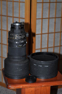 Nikon 300 mm F2.8 AF Lens Cambridge Kitchener Area image 4