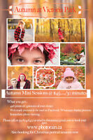 Fall and Christmas Photography services at affordable rates