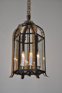 Re-wiring and Restoration of Vintage Lighting