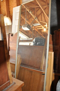 Mirror sliding closet doors - $50 Cambridge Kitchener Area image 2