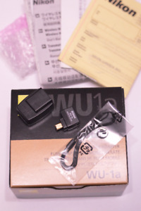 Nikon WU-1A Wireless Mobile Adapter, upload pics to phone