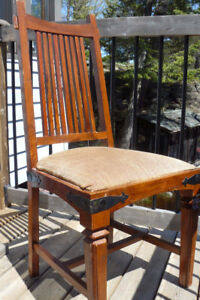 6 Indonesian Chairs *Reduced*