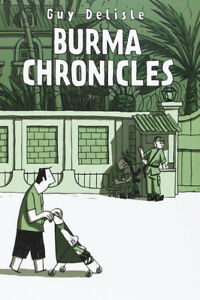 Guy Delisle-Burma Chronicles-soft cover edition-excellent +