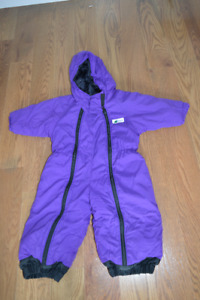 MEC Purple Snowsuit - 2T
