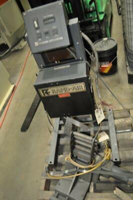 3 X .060 Rapid Air Servo Feeder .010 .060 Thickness Capacity Rfr-3r