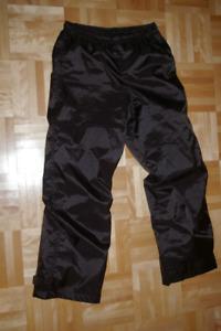 Pantalon printemps-automne en nylon pour filles 8 ans