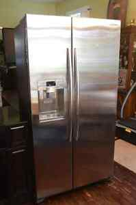 "Samsung 36"" Side by Side Fridge for Repair Kitchener / Waterloo Kitchener Area image 1"