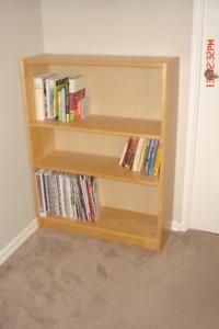 """IKEA Book Case   Size: W-11, L-31 1/2 , H - 41 1/2 """""""