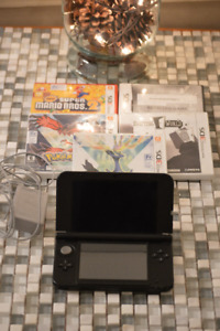 Nintendo 3DS XL and 5 Games!!!