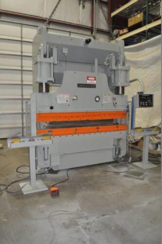 230 Ton Cincinnati Press Brake Model 230AS Hydraulic Fabricating Stock #5020