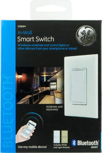 GE Bluetooth Smart Switch (In-Wall), 13869