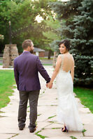 8 Hours Editorial Wedding Photography Coverage only $799