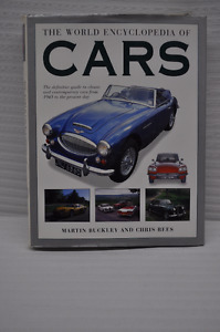 """Book """"World Encyclopedia Of Cars"""" - From 1945 to 2002"""
