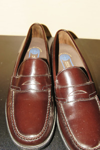 Rockport Leather Penny Loafers