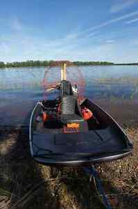 airboat hull