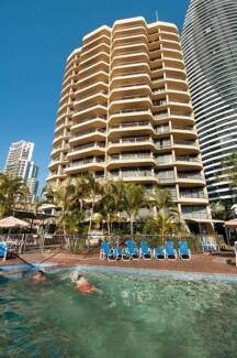 """TIMESHARE 1 WEEK , APARTMENT """"The Voyager Resort"""" Broadbeach QLD Clearview Port Adelaide Area Preview"""