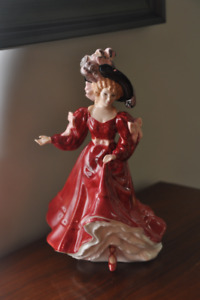 Royal Doulton Bone China Figurine
