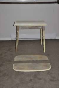 Antique wooden table from Oregon