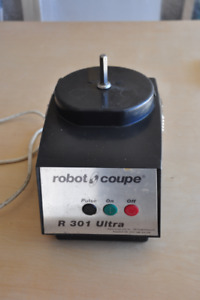 Robot Coupe R 301 Ultra food processor (base unit only)