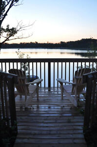Join the Lakefront Community-Welcome to Lucien Lake!