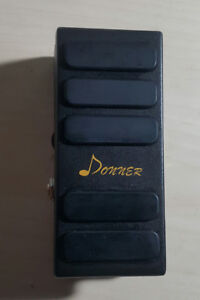 Donner Wah Cry 2 in 1 Volume and Wah pedal