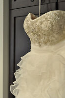 Robe de mariée création Bella Di Sera, prix négociable