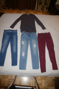 Vêtements pour filles 12 ans