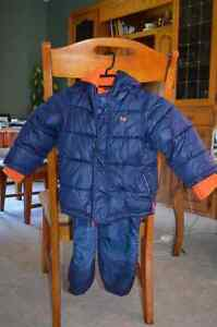 Old Navy 2T Boys Snowsuit