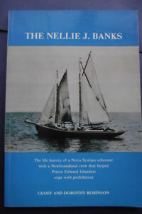 The Nellie J. Banks by Geoff and Dorthy Robinson