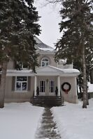 4 bedroom $1800 inclusive. May 1st