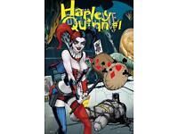 Maxi Poster 61cm x 91.5cm PP34363-63 Harley Quinn Kiss DC Comics Batman