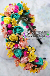 Handmade hairband NEW