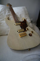 Asher S-Custom electric guitar
