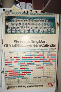 Rare / Hard To Find Toronto Blue Jays Items - Calendars - $4 + Belleville Belleville Area image 2