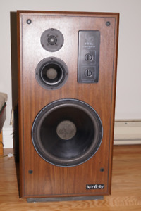 FS:  A pair of 200W Infinity SM120 - 3 way speakers