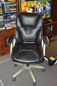 Leather Office Chairs Kitchener / Waterloo Kitchener Area image 4