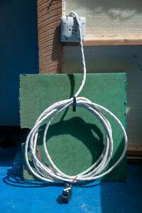 Cable électrique en cuivre 300v