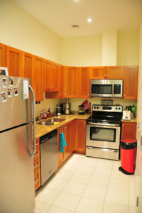 Modern and Renovated Bachelor in Quinpool Lofts. Available May 1
