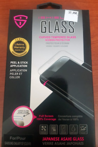 Samsung Galaxy S7 Curved Tempered Glass Screen Protector