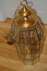 Luminaire vintage de marque KICHLER