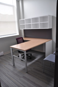 Fully Furnished Office Available in Bedford!