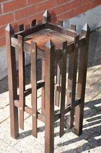 Unique Antique plant stand $40 Cambridge Kitchener Area image 4
