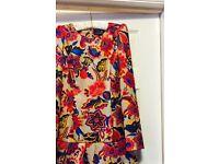 100% authentic Dolce & Gabbana dress long top tunic S 8 Chanel style Gucci LV MK ZARA
