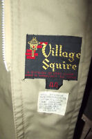 Mens Insulated Trench Coat - Village Squire - $15.00